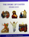 The Story of Easter Sticker Book Front cover