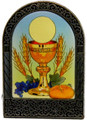 Communion image standing plaque