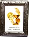 Communion Photo Frame (Boy)