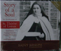 Story of a Soul: The Autobiography of St. Therese of Lisieux Audio CD Set