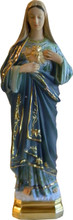 """Immaculate Heart of Mary 16"""" Statue"""