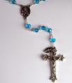 7mm Austrian Crystal bead rosary