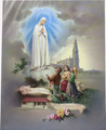 Our Lady of Fatima Poster Print