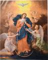 Our Lady, Untier of Knots Poster Print