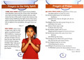 sample page from Dear God Prayers for Catholic Children