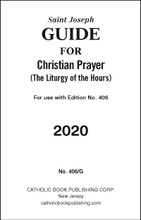 Guide for Christian Prayer from Catholic Book Publishing for 2020