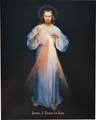 Divine Mercy 8 x 10 Print