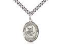St Maximilian Kolbe Patron Saint Medal