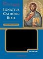 Ignatius Catholic Bible Revised Standard Version Black Bonded Leather Large Print
