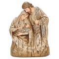"Holy Family 7.25"" Bust Figurine Joseph's Studio"