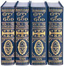 The Mystical City of God Four Volume set