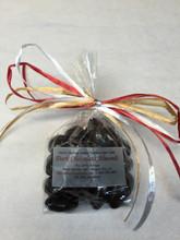2.8 oz - Dark Chocolate Dipped Almonds