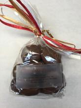 2.8 oz - Milk Chocolate Dipped Pecans
