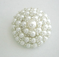 Pearlized Silver