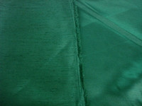 Satin Back Shantung-Hunter Green
