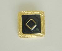 Navy Diamond Squared