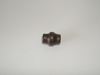 Dark Brown Wood Toggle