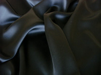 Silk Charmeuse-Black
