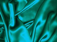 Silk Charmeuse-Teal Green