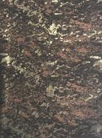 Copper/Dark Chocolate /Gold Lurex Brocade