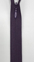 Invisible Zipper-867 Eggplant