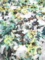 Floral Vine Cotton Lawn