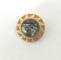 Iridescent/Gold Sundial