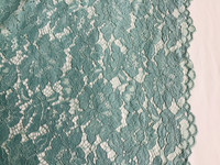 Seafoam Re-embroidered Lace