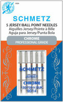 Schmetz Chrome Ball Point Needle Size 14