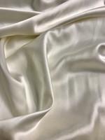 Ivory Silk Charmeuse