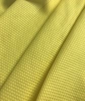 Sunshine Yellow Stretch Pique