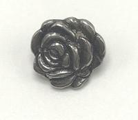 Antique Silver Rose