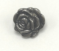 Antique Silver Rose