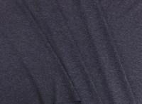 Heather Blue Denim Rayon Jersey Knit