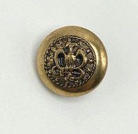 Antique Gold Eagles Crest
