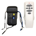 Replacement Ceiling fan Remote Control Kit with Reverse Function for Down Light System (UC7067FM Receiver)
