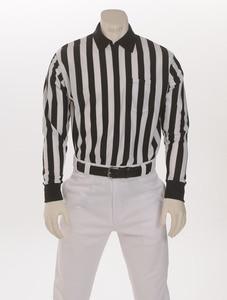 Smitty Elite Long Sleeve Referee Shirt - JK Davis Officials Supplies 9ce49067b