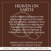Kimberley's Heaven on Earth