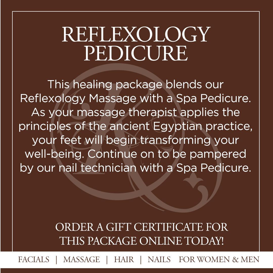 Reflexology Pedicure