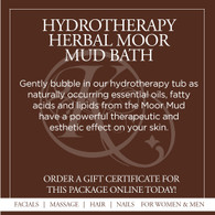 Hydrotherapy Herbal Moor Mud Bath