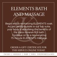 Elements Bath and Massage