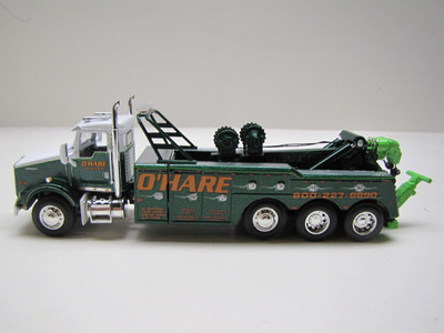 #33502 O'Hare Towing T800 TT&C Miller 9055 Recovery Unit