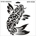 MPS-0028 Koi fish