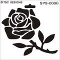 SPS-0006 Large Rose