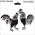SPS-0010 Roosters