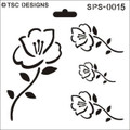 SPS-0015 Dogwood Flower