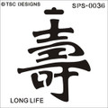 "SPS-0036 Chinese - ""Long Life"""