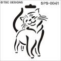 SPS-0041 Happy Cat