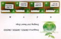Oce CM4521, CM5520, CM6520 Imaging Unit reset chips