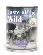 Taste of the Wild Sierra Mountain Canine Formula (13.2 oz)